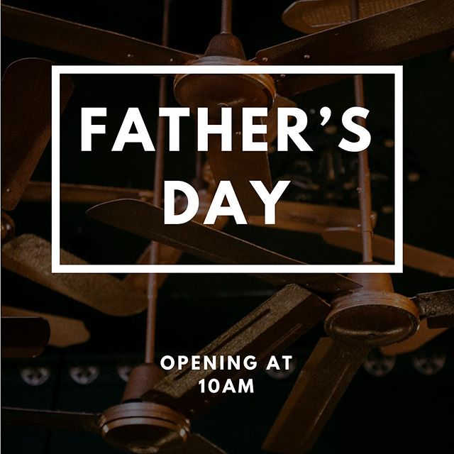 OPEN 10AM ON FATHER'S DAY This Father's Day, we review the most important lesson learnt from Dad's all around the world: Food • To celebrate we will be opening at 10am and have Half Price Food all day and night! • Don't miss out, reserve a table now! reservations@joeswinedine.com (08) 9388 2027