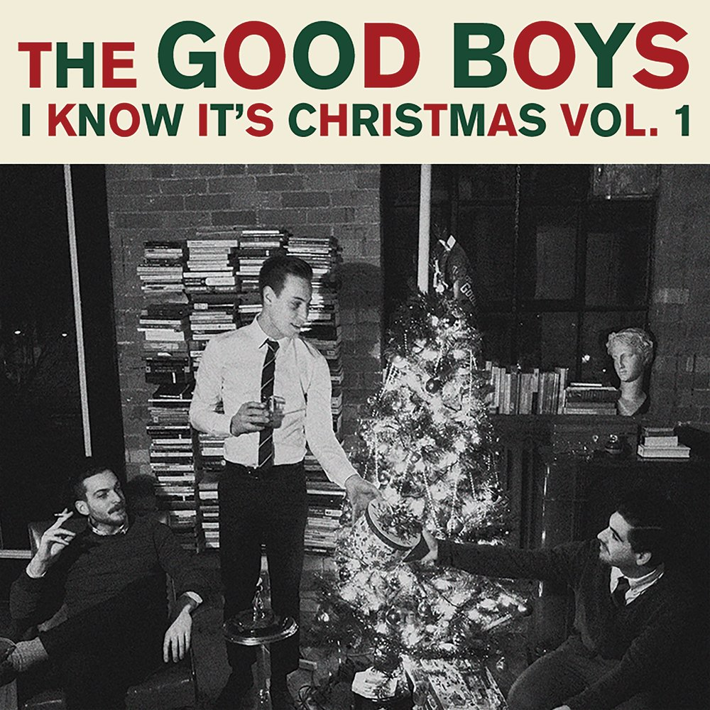 I Know It's Christmas Vol. 1.jpeg