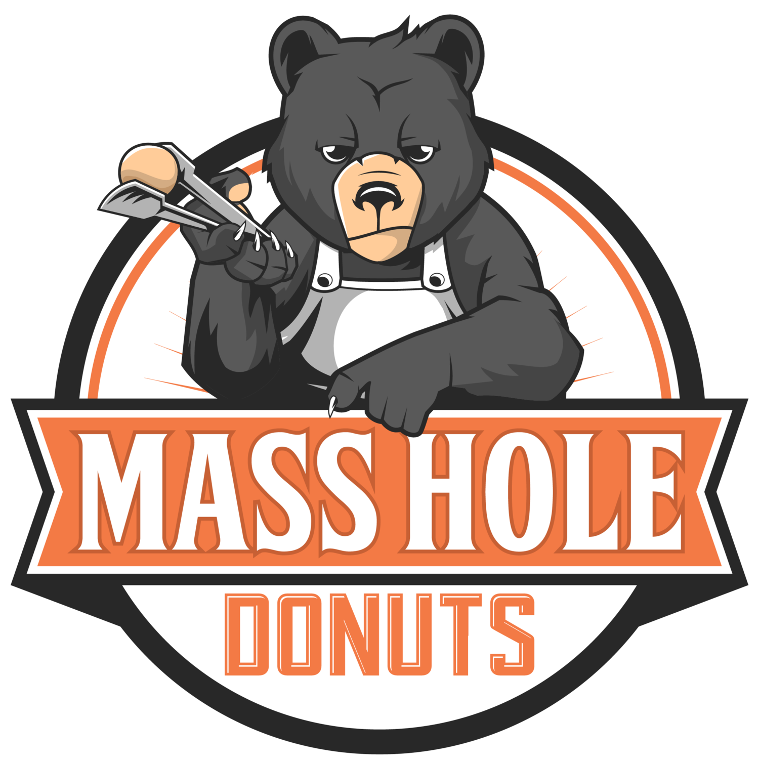 Mass Hole Donuts