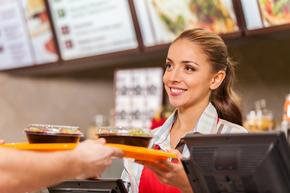 Prompt the right conversation.  - Our POS lets your staff know exactly what to say at each step of the ordering process.