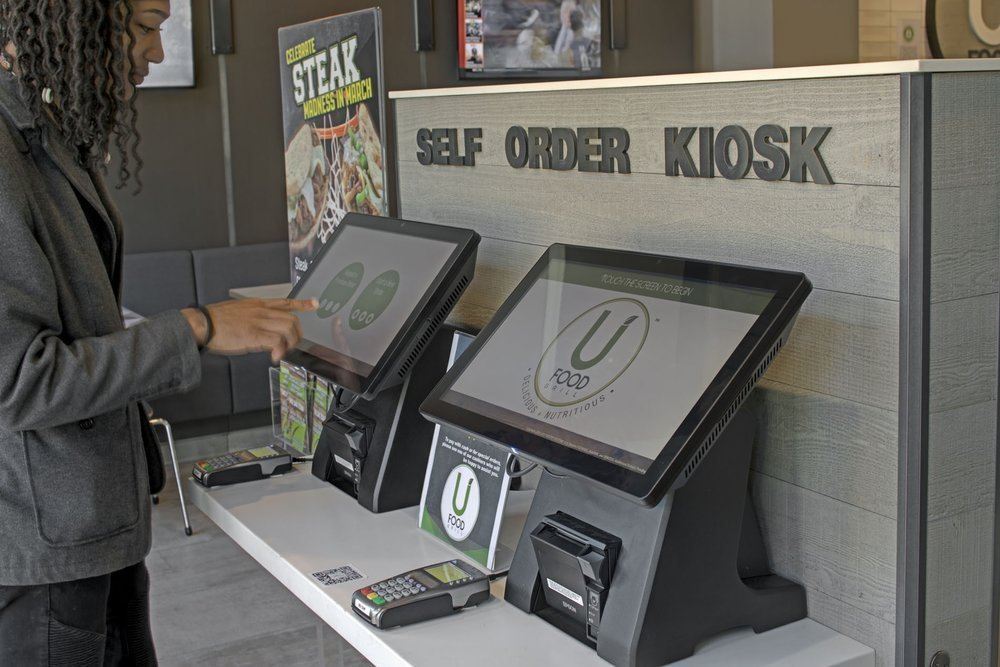 The ATM + the Self-Order Kiosk Today -