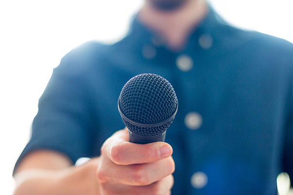 So you've caught the eye of the press... - How do you make the most of the interview?