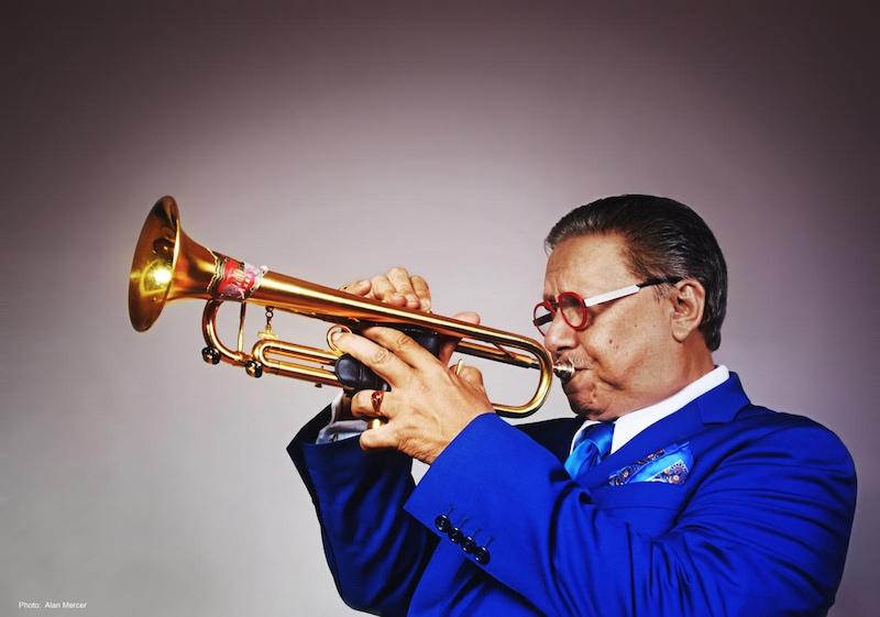 Arturo Sandoval Sounds His Horn — Jeremy Steinberger