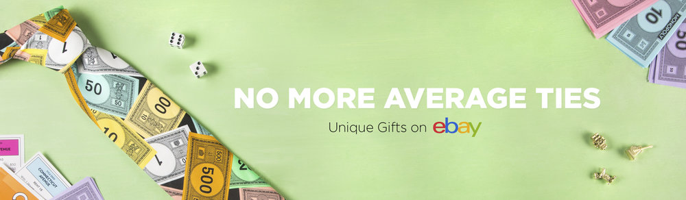 This is a mock-up campaign for ebay gifts.  Need a unique gift?  Find it on ebay. | Photographer: Lexi Cooper | Art Director: Isabel Ortega