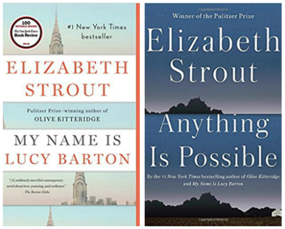 Elizabeth Strout books