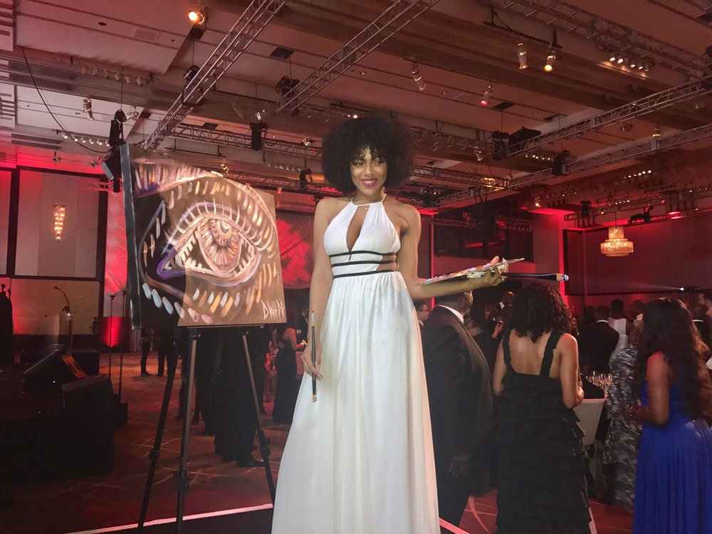 National Urban League Honoring Magic and Cookie Johnson  April 2017, Los Angeles