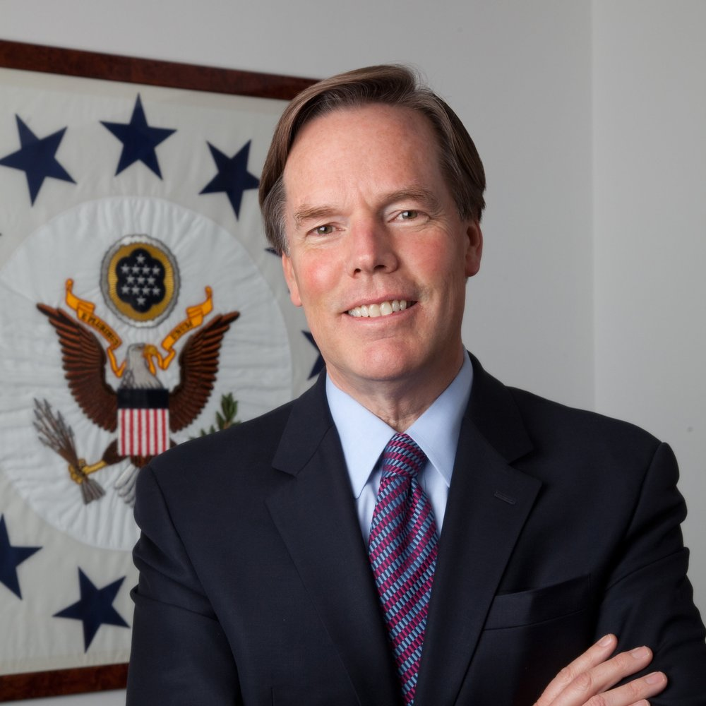 Ambassador Nicholas burns / the state of the state department & Diplomacy - March 2019
