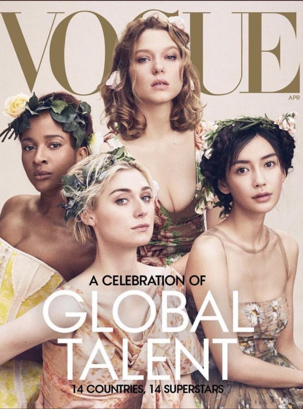 Image by Vogue magazine
