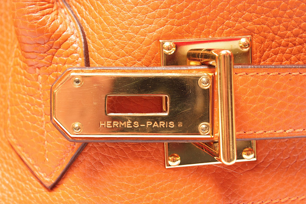 6fdf3bcd27 greece hermes birkin 40 bag rich matte black togo palladium hardware e279a  66af0  reduced hermes birkin 45cm orange c9315 545bc