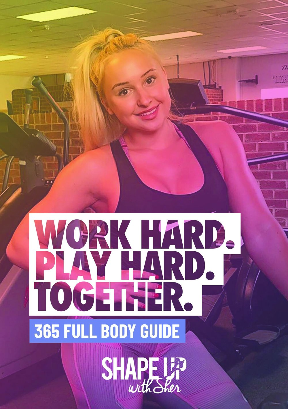 8 WEEK - 365 FULL BODY GUIDE - Girls it's time to ditch the boring cardio. Let's see some REAL RESULTS!The NEW 8 Week 365 Full Body Guide, containing upper body and lower body gym workouts!Loose body fat, gain lean sexy muscle, toned back/arms and improve your overall conditioning. Feel super confident, fit and healthy.