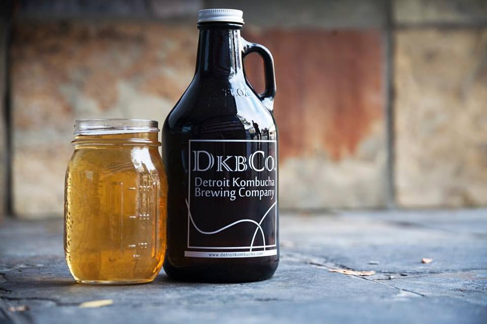 Detroit Kombucha Brewing Company