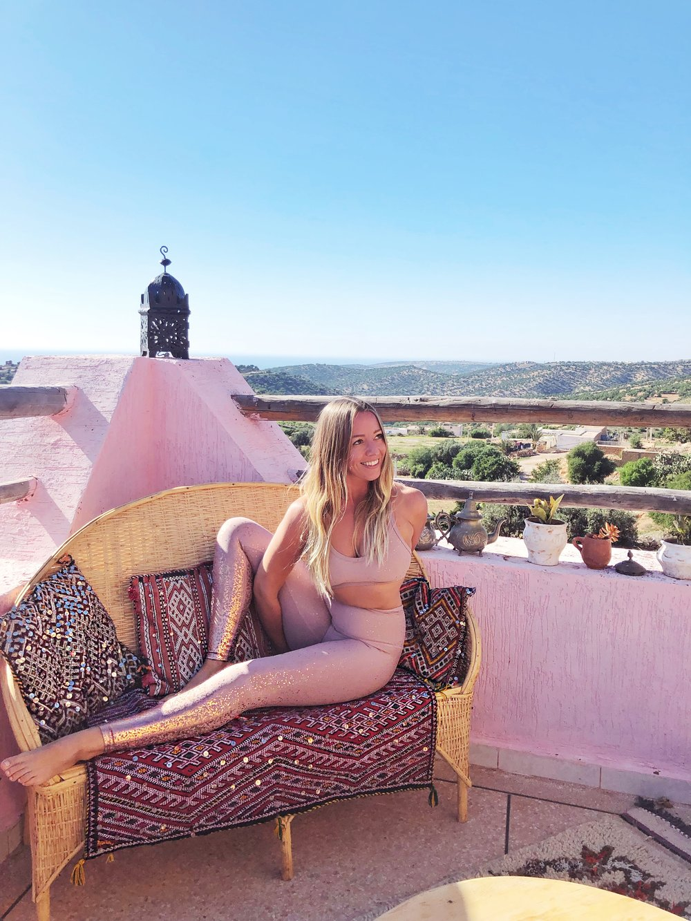 The'expand from within' summer solstice retreat - Agouni - Morocco - 15th June 19/22nd June 19*10% early bird discount applies until 1st March