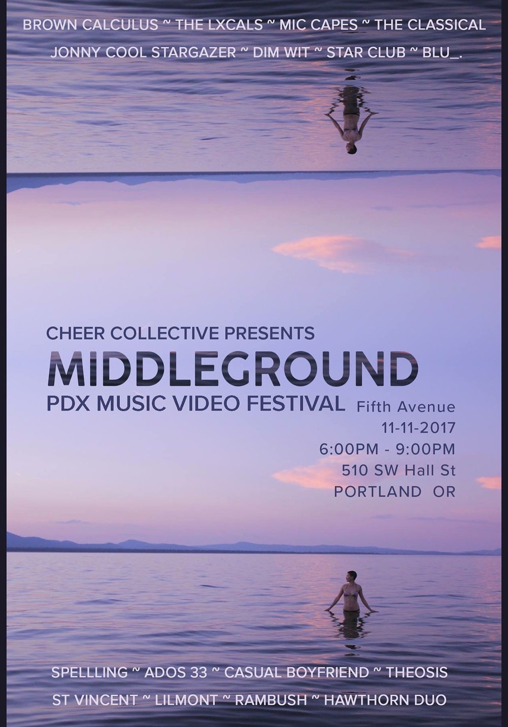 'Appalachia' Video Featured In Middleground PDX Video Festival