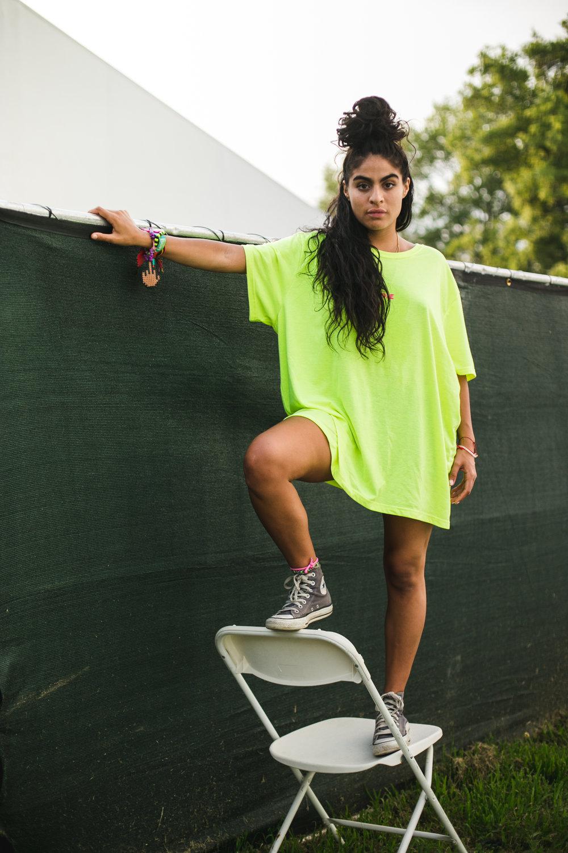 Jessie Reyez for Blare Magazine