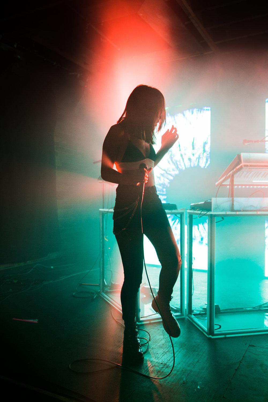 March 2018: Elohim @ Velvet Underground, Toronto