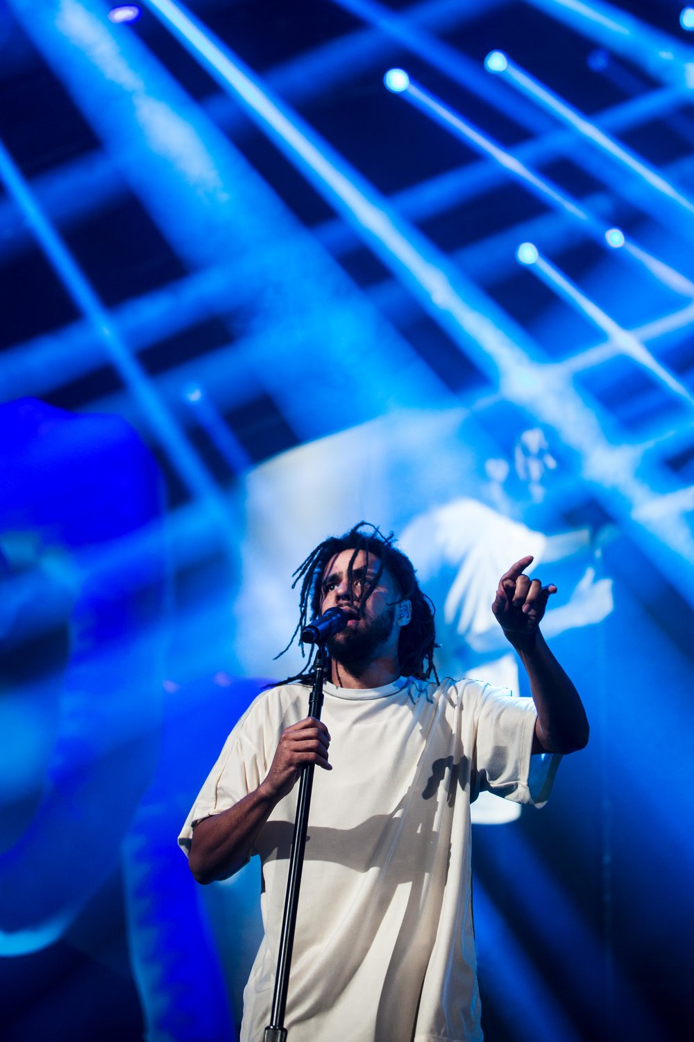 October 2018: J Cole at Scotiabank Arena