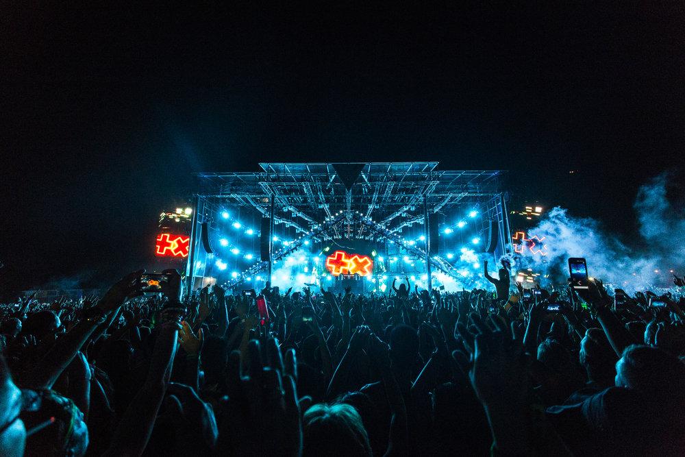 August 2018: VELD Music Festival @ Downsview Park, Toronto