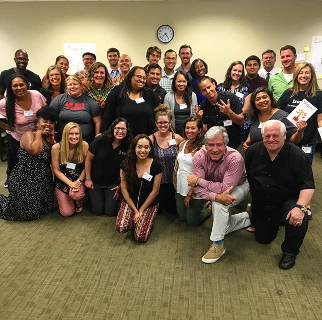 First official post to the Carlston Family Foundation insta...HOORAY! And hooray to these amazing teachers, together this week at the 2018 Teacher Leadership Academy at @brandmanu! What an inspiring group of awesome educators. . . . #education #california #teachers #students #inspiration #excellence #summertime #work #fun #higherlearning #thoughtleader #carlston #carlstonfamilyfoundation