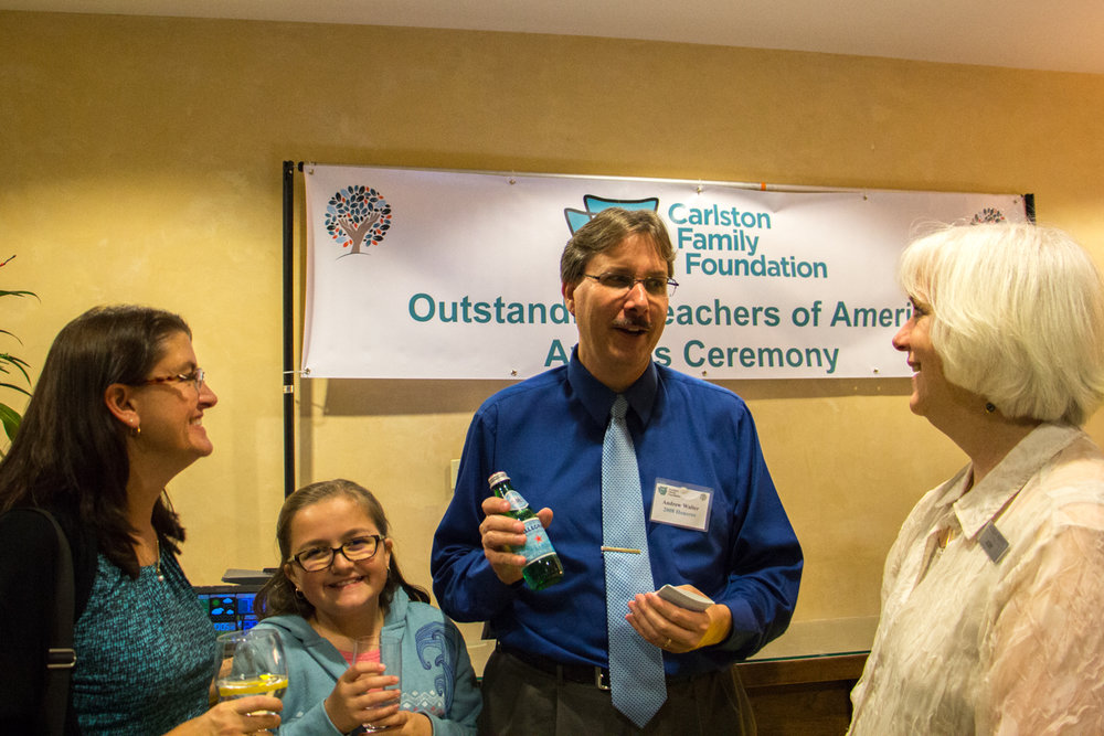 2018 Welcome Reception