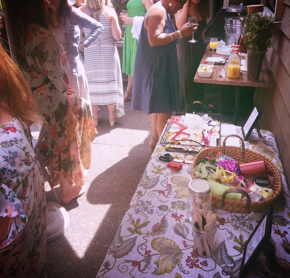 Is it even possible to go to a bridal shower sober? - Tips for surviving a bridal shower
