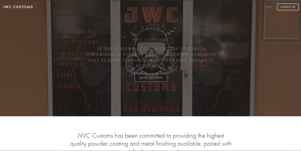 JWC Customs