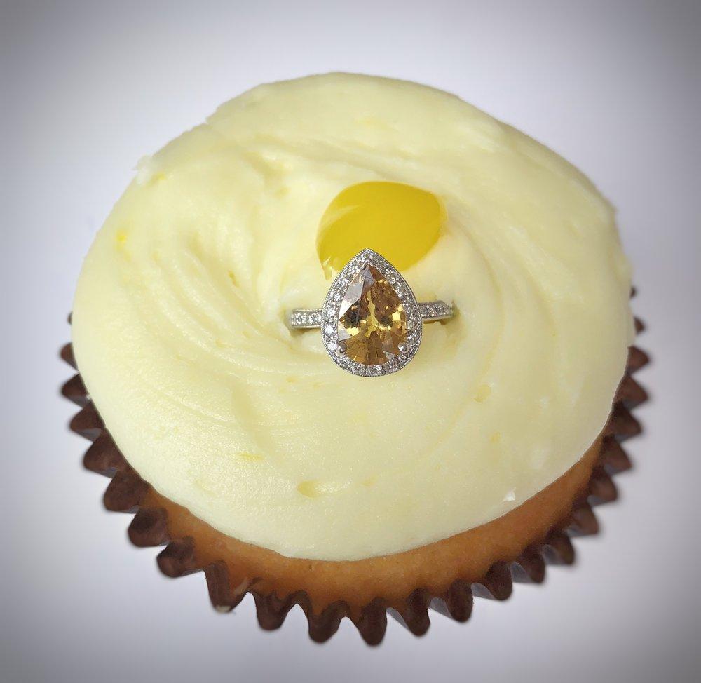 Yellow Sapphire Cupcake.JPG