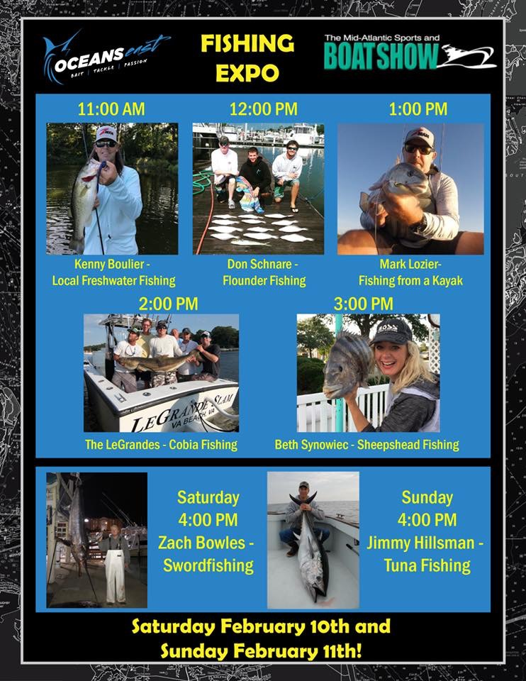 How to catch a Sheepshead fish - 3:00 PM, Sat & Sun,Feb 10 and 11