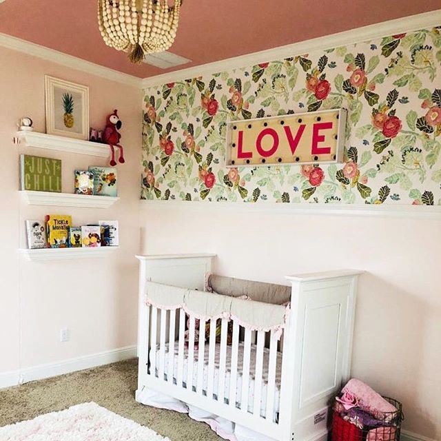 Still thinking about what to do with the nursery we started together. I love this design. Thank you for posting, @projectnursery 👶 - - - - - #projectnursery #nursery #homedesign #homedecor #house4baby #love #boyorgirl #crib