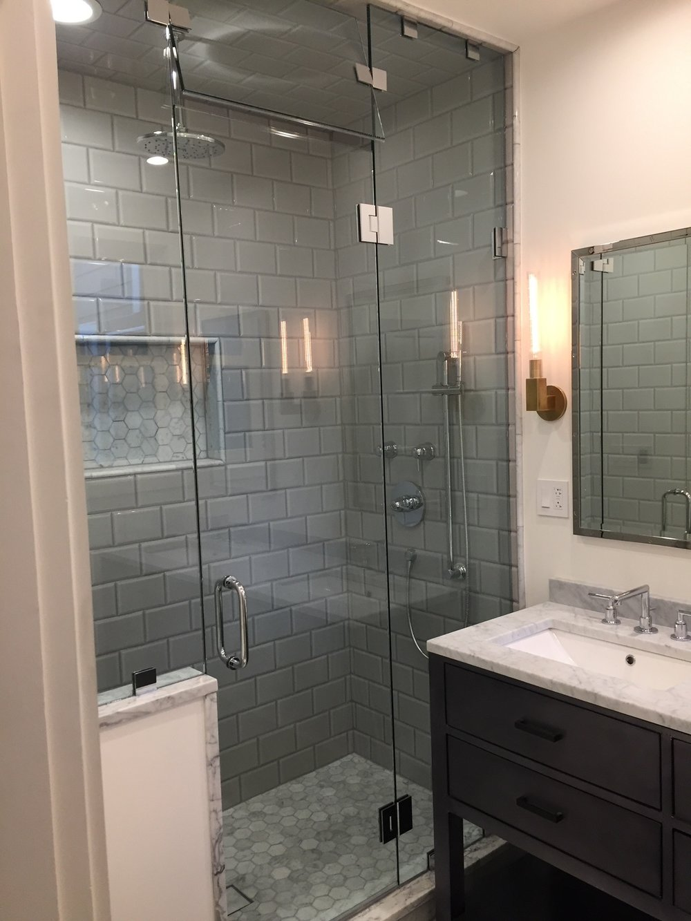 Master Bath Remodel After