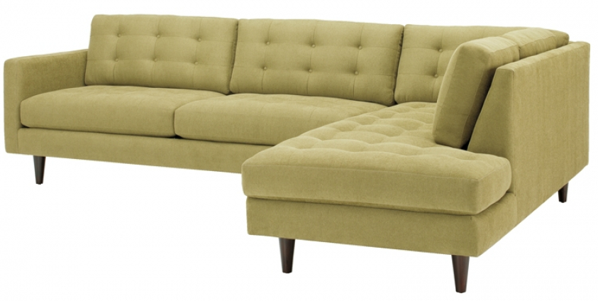 Oliver Two Arm Sofa w/ Chaise