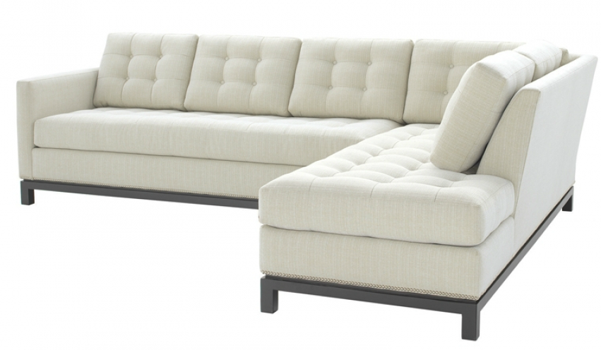 Dexter One Arm Sofa w/ Chaise