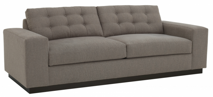 Voltaire Two Arm Sofa