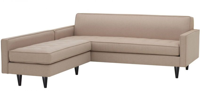 Westwood Two Arm sofa w/ Armless Loveseat