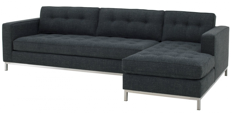 Onyx Sofa with Chaise