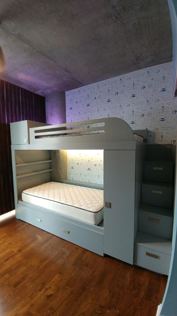 Gold Coast Custom Bunk Bed
