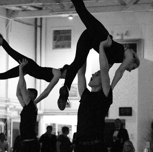 The Treblemakers     Workshop: Swing Dancing