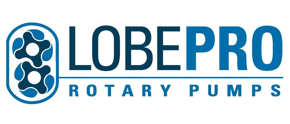 - LOBEPRO manufacturers positive placement rotary lobe pumps for applications in the municipal and industrial wastewater industries.