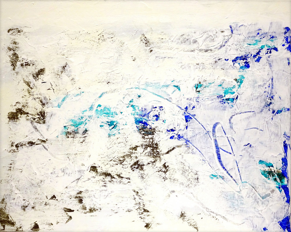 Abstract Expressionist Paintings, Bill Boyd, Black Mountain, NC-020.JPG
