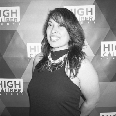 Mollie Q. Coleman, Co-Founder & Creative Director High Caliber Events