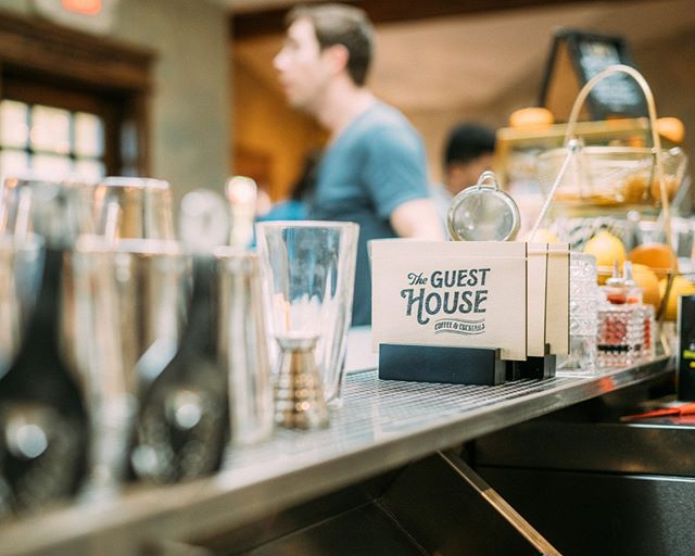 The best spot in #losfeliz for coffee and cocktails, IMHO. 😉 #coffeeandcocktails #beourguest . . . . .  #cocktailstime #cocktailhour  #cocktailnight #cocktailmaking #craftcocktail #liquorgram #drinkcraft #bartenderlove #bartenderlifestyle  #hilhurst #easthollywood  #morningfuel #coffeeshoptabletop #coffeeshopcorners #coffeeshopvibes #coffeeshoplife #cafehopper #coffeebar #cafelover #coffeenerd #coffeefix #brewing #theguesthousela #laeats #countertop #neighborhoodfavorite #imho
