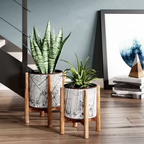 Roundup: 22 Amazing Indoor Planters For Housing All of Your