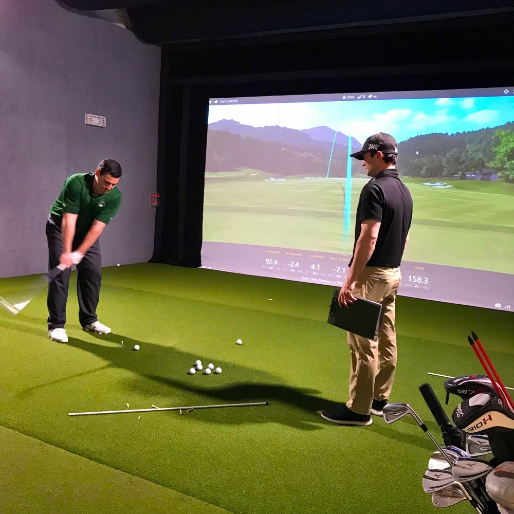 LEARN FROM GOLF DIGEST RANKED INSTRUCTOR, ADAM KOLLOFF