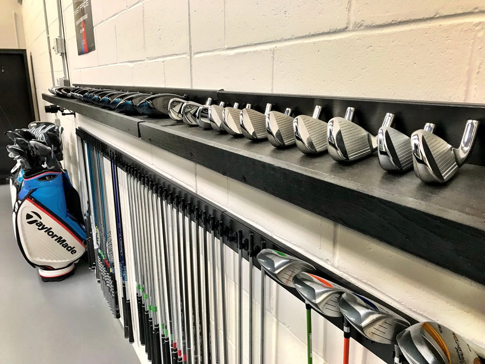 CUSTOM CLUB FITTING FROM TOP BRANDS