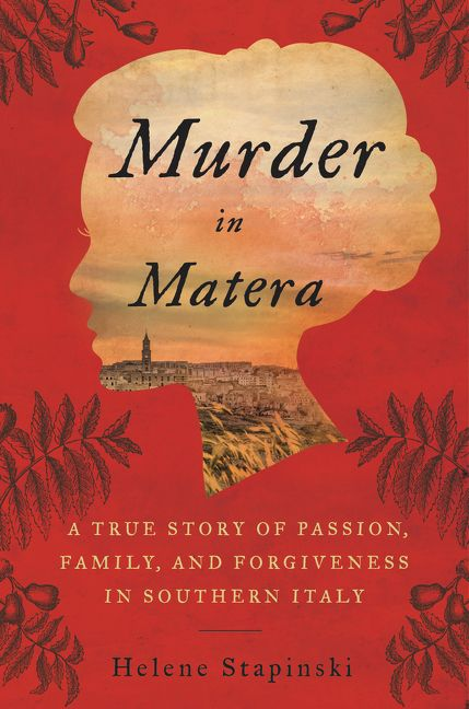 Murder most Italian! - A sunwashed Italian village familiar with hard times, plenty of mouthwatering descriptions of tomato sauce and pasta, and the search for the truth at the heart of the author's family myth of a murderous great-great-grandmother and her epic escape from the old country. When I saw this in a list of upcoming paperback releases, I was intrigued and can't wait to dig in.-Emily