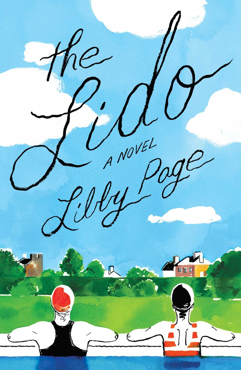 British Ladies, peaceful protests, and a swimming pool - I'll admit, the gorgeous cover grabbed me first. But when I read that this tale is about an unlikely friendship between an anxious young reporter and a fascinating elderly lady banding together with their neighbors to save a community landmark, I hit pre-order immediately.- Emily