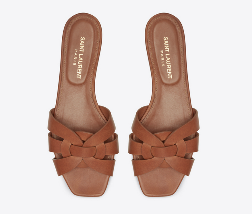 1cf5d49a3660 The Look for Less  Zara s Leather Crossover Sandals — Fridays with Afua