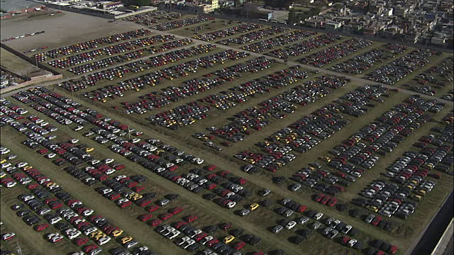Parking lot in Mexico City. Photo courtesy of Getty Images.