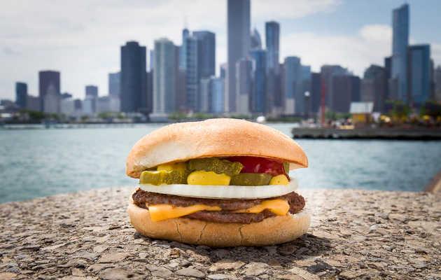 Chicago's Most Historic Burgers(Thrillist) -