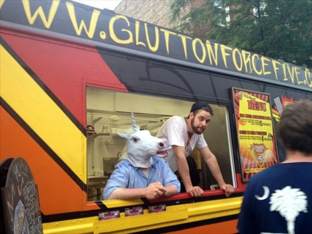 We Chat With: Pat Bertoletti of Glutton Force Five, Chicago's Most Gluttonous Food Truck(Serious Eats) -