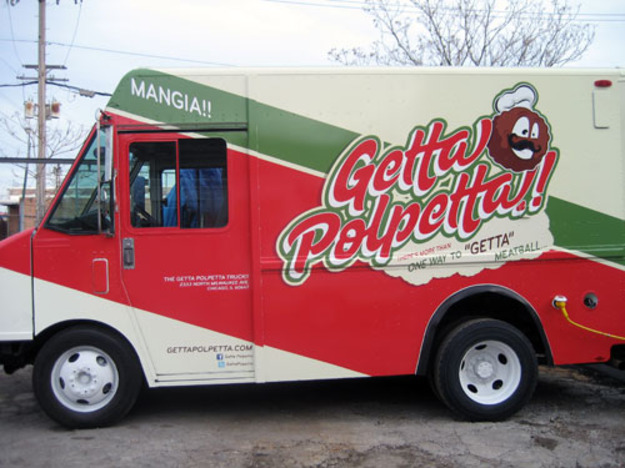 We Chat With: Anna Caterinicchia of Getta Polpetta, Chicago's Meatball Sandwich Truck(Serious Eats) -